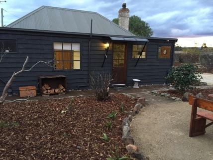 Rear cottage